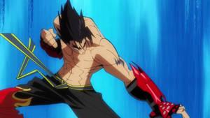 Jin Kazama by Yoshi-Lee