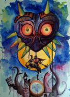 Majora's Mask by buuuuuuu7