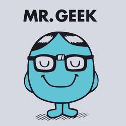 Mr Geek by Purexo