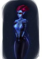 Safecracker Evelynn - League of Legends by Lightning05