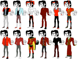 Human Thomas Fashion: James by SUP-FAN