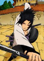 sasuke by waldorf66
