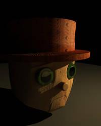 dummy head by eyupoglu