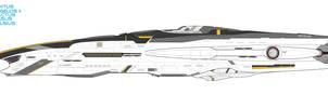 CoM Atlantus Battlecruiser Rework by Galen82