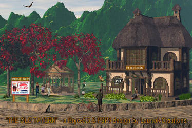THE OLD TAVERN by launok