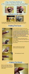 Clay Monkey Tutorial by exeriox