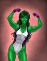 She Hulk by arm01