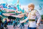 Welcome to Tokyo Disney Sea! by WandaRocket