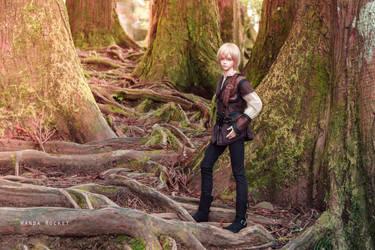 Forest Prince by WandaRocket