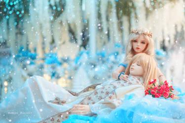 Snow Princess by WandaRocket