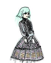 Lolita Sketch by gamedude111