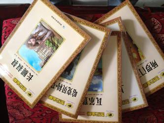Classic Books Series by Jiahe88