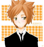Devil type : Hikaru by jayzioo