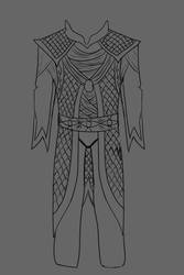 Open front robes by lordkalem