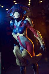 Mirage cosplay by KatarinaElf