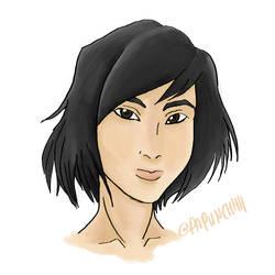 Life is Strange styled avatar by fargokraft