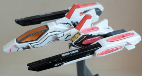 HG 1/144 Star Build Strike - Custom Colors - 1 by chronosaluke