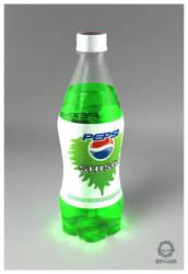 Pepsi Shiso 3D by craneo242