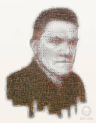 Evp 242 Self-portrait by craneo242