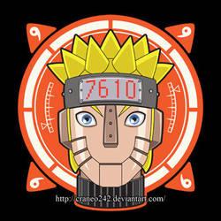Mecha Naruto by craneo242