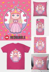 Chibi Princess Bubblegum by craneo242
