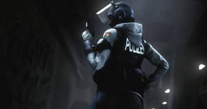 Rainbow Six Siege - IQ by AngryRabbitGmoD