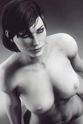 Shepard by AngryRabbitGmoD