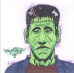 Frankenstein scanned by Dominus2