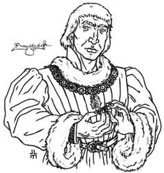 Richard Neville, the Kingmaker by Oznerol-1516