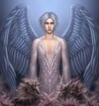 Lucifer vs the shadow beasts by marurenai