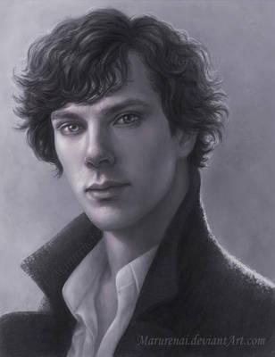 Sherlock by marurenai