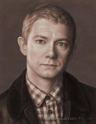 Dr. Watson by marurenai