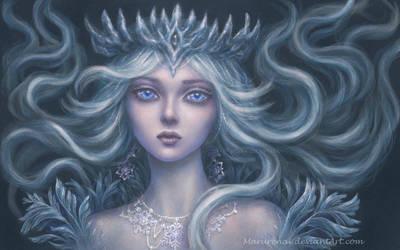 Winter Spell by marurenai