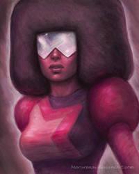 Steven Universe - Garnet by marurenai