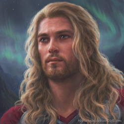 Thor by marurenai
