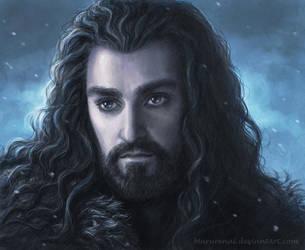 Thorin by marurenai