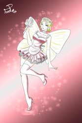 SMC - OC Darra for JKrolak by Shin--chan