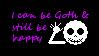 Happy Goth by Twisted--Princess