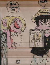 Sanji anger by davybackfight