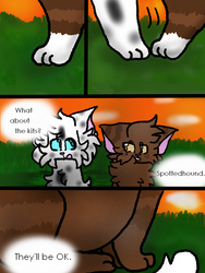 Runestar's Life Prologue Page Two by Spottedsoul