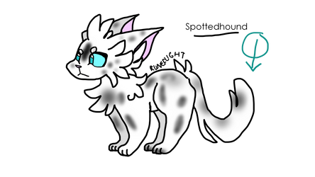 Spottedhound Ref by Spottedsoul