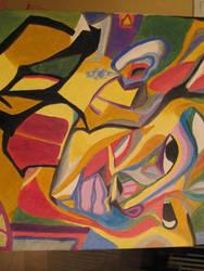dissociative identity disorder by kulkstar