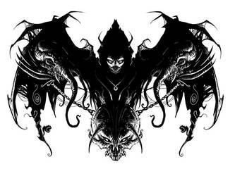 Darkness Logo by ScottPurdy