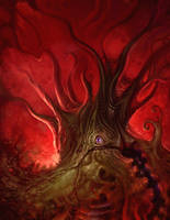 Treethulhu by ScottPurdy