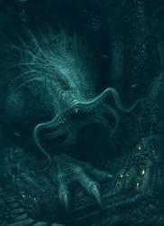Cthulhu Returns by ScottPurdy