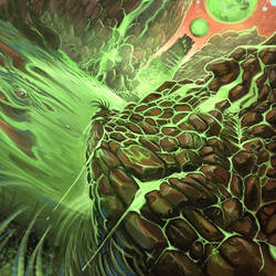 Cthulhu Tales - Inhuman Vistas by ScottPurdy