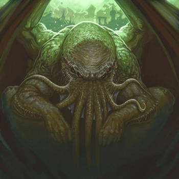 Cthulhu Tales - Cthulhu by ScottPurdy
