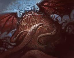 Cthulhu Tales - Nyarlathotep by ScottPurdy