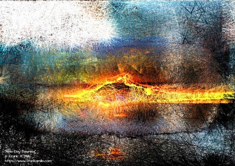 New Day Dawning by frankamills