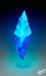 Crystal Rock by alfraog